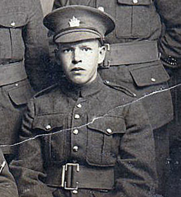Private Robert Lawrenson