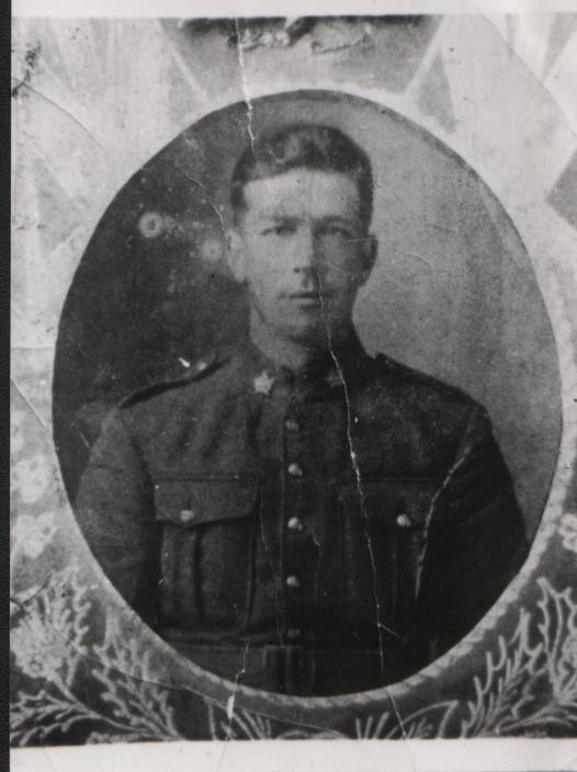 Private Thomas Larkin